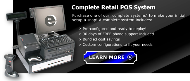 Complete Retail System POS Banner