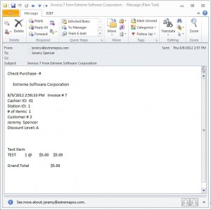 Extreme Point Of Sale Inc Software Extremepos 174 For