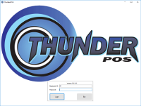 ThunderPOS Login