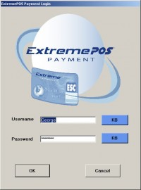 ExtremePOS&reg Payment Login